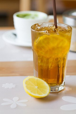 dandelion recipes for iced tea