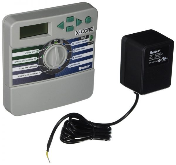 Hunter Sprinkler XC600i X-Core 6-Station Indoor Controller Timer