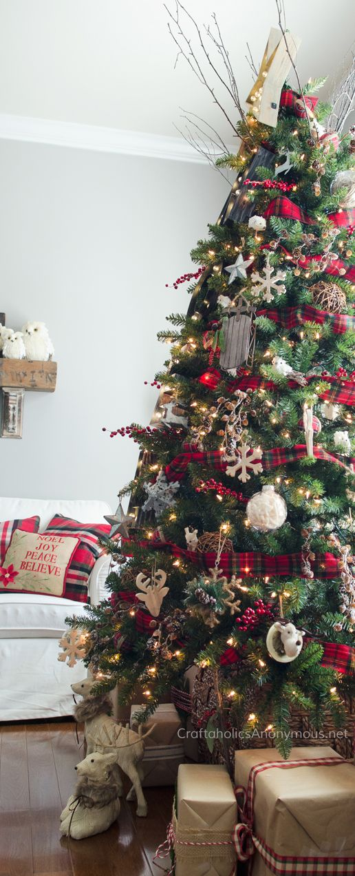 Christmas Tree Decorations Ideas.30 Gorgeous Christmas Tree Decorating Ideas You Should Try