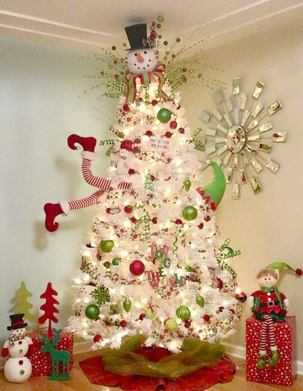 Christmas Tree Decorating Ideas.30 Gorgeous Christmas Tree Decorating Ideas You Should Try