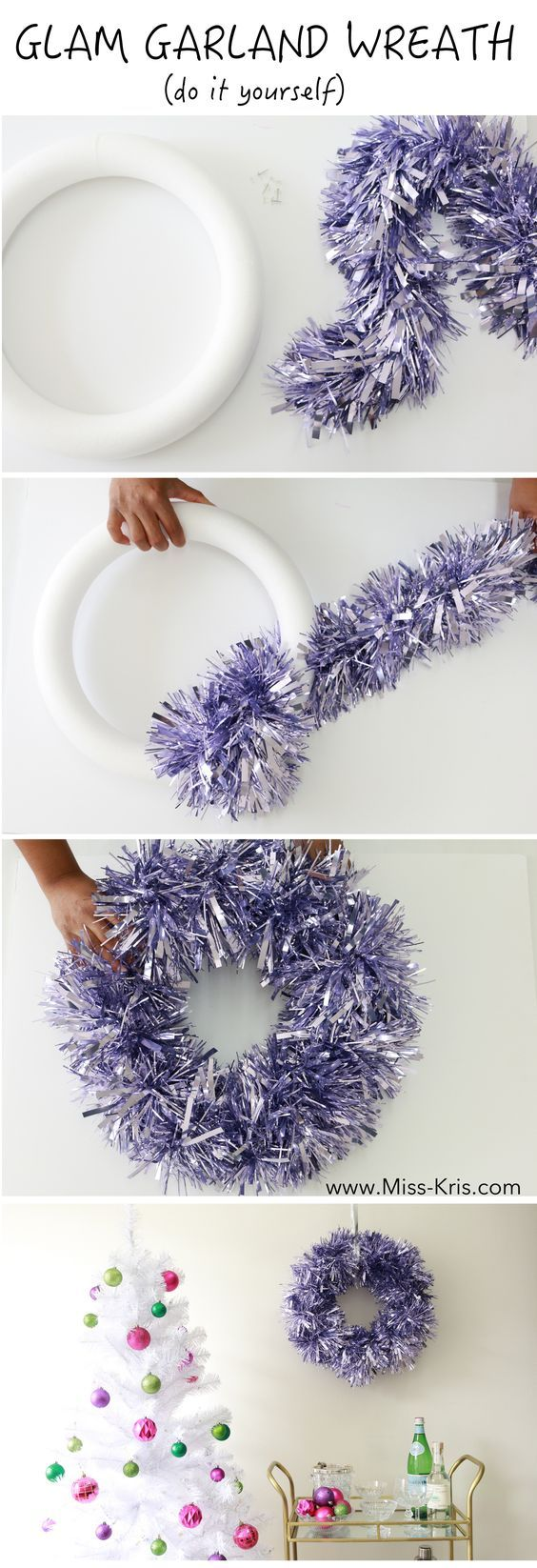 Fabulous 33 Gorgeous Diy Christmas Wreath Ideas To Decorate Your Download Free Architecture Designs Scobabritishbridgeorg