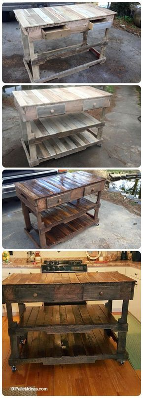 If You Have Never Visited The Site 101 Pallet Ideas, Then You Are Really  Missing Out. They Build All Kinds Of Gorgeous Functional Pieces From  Pallets.