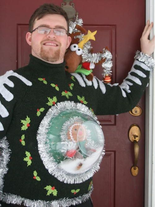 4f7b098fdda 51 Ugly Christmas Sweater Ideas So You Can Be Gaudy and Festive ...