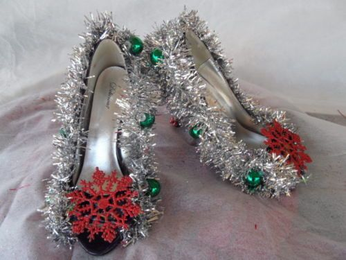 Christmas Shoes Diy.51 Ugly Christmas Sweater Ideas So You Can Be Gaudy And Festive