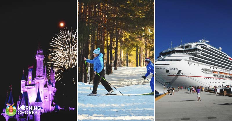11 perfect winter vacation ideas your family will love for Family winter vacation ideas