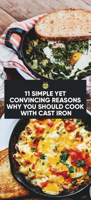 cook with cast iron