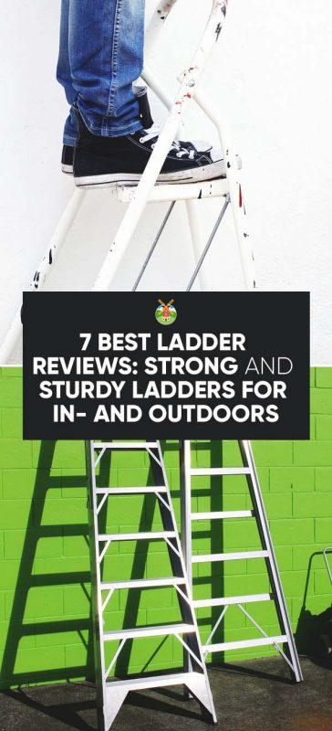 Sensational 7 Best Ladder Reviews Strong And Sturdy Ladders For In And Creativecarmelina Interior Chair Design Creativecarmelinacom