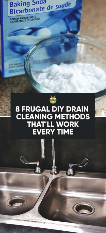 Practical DIY Drain Cleaning Methods. 1. Baking Soda and Vinegar