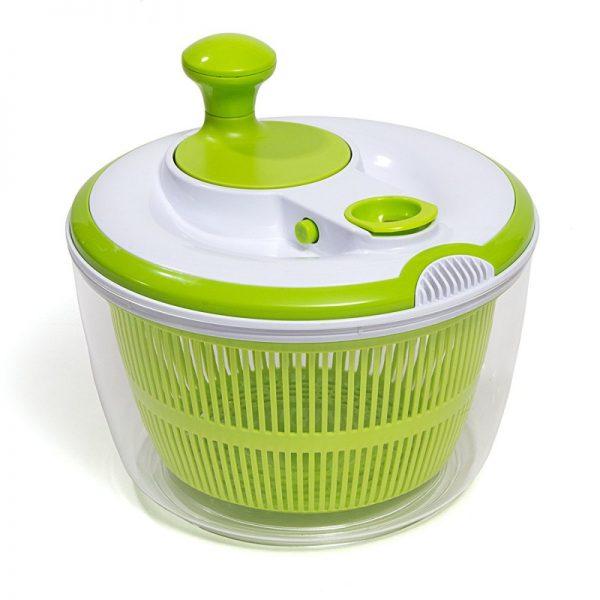 HULLR 4-quarts Premium Salad Spinner