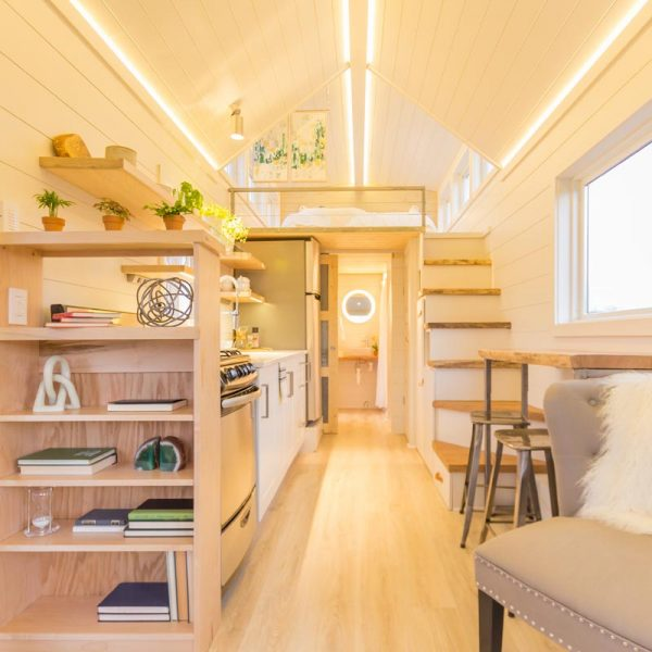10 3 More Cute Tiny Homes With Lofts That Will Fit Four Comfortably