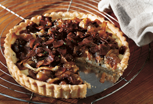 caremlized-bacon-tart