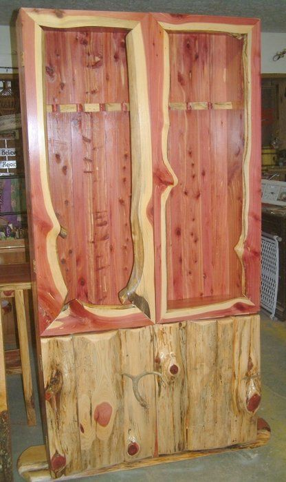 21 Interesting Gun Cabinet And Rack Plans To Securely