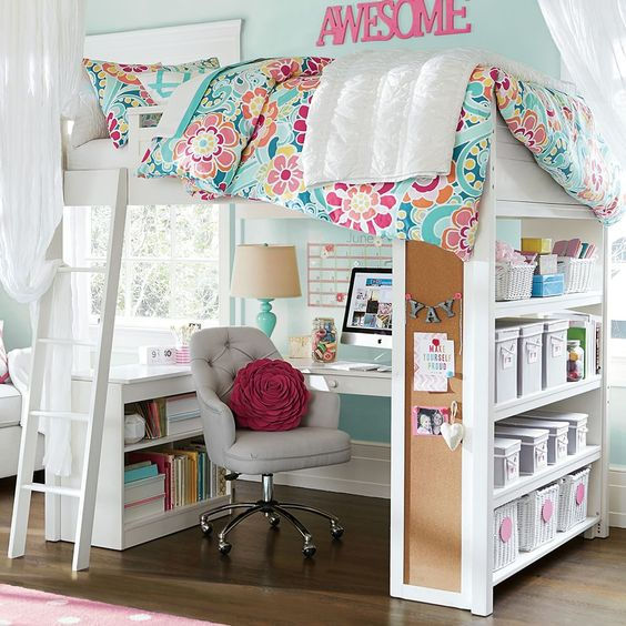Cute Loft Beds For Girls Cheaper Than Retail Price Buy Clothing Accessories And Lifestyle Products For Women Men