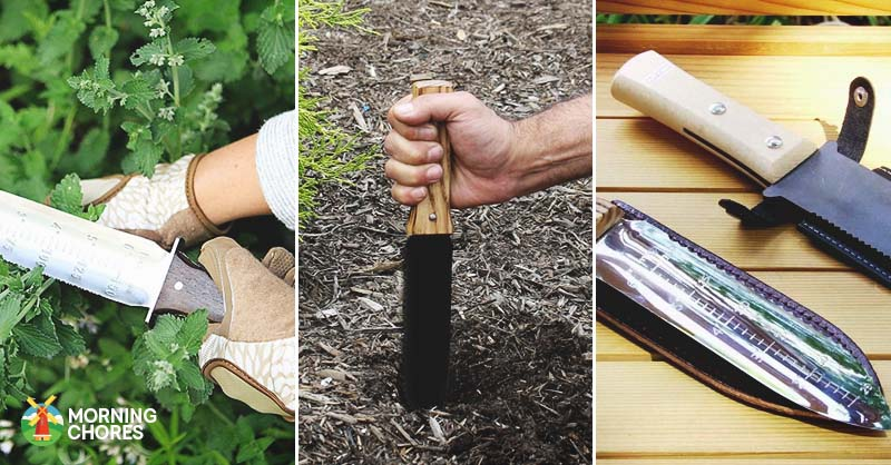 5 Best Hori Hori Knife Reviews Essential Multipurpose Gardening Tools