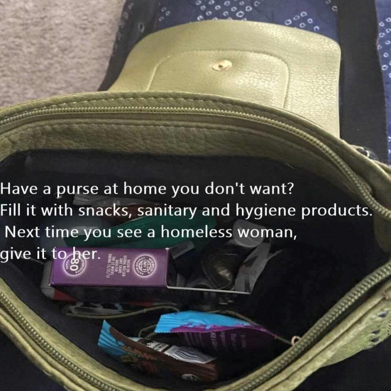 bring a smile handbag