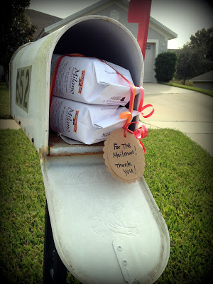 bring a smile to the postman