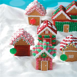 24 Easy Gingerbread House Ideas That Are Totally Worth It Icing Gingerbread House Designs on marzipan icing, stick pretzels with white icing, gingerbread on houses, lemon glaze icing, cake icing, biscuit icing, birthday icing, basket icing, french vanilla icing,