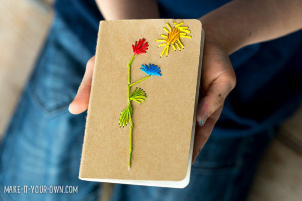 Stitch DIY journal
