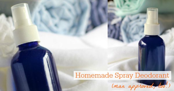You can never go wrong with a recipe which is as short and simple to follow as this one for essential oil spray deodorant. All the ingredients are merely ...