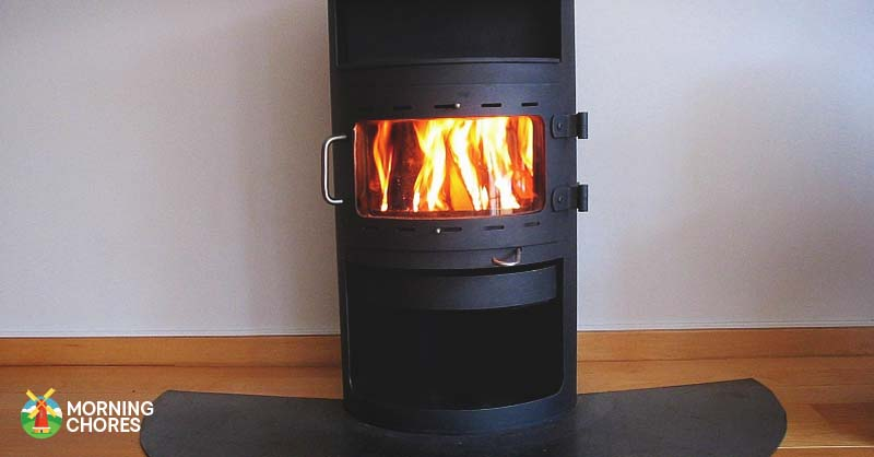 How to build a barrel wood stove inexpensively in only 9 for How to make a stove