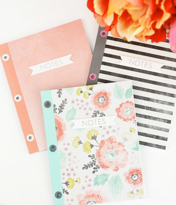 Eyelet DIY journal