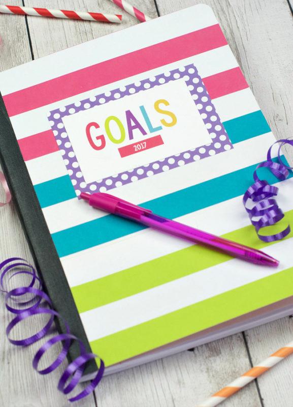 Goal orientated DIY journal