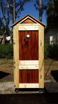 23 Awesome DIY Smokehouse Plans You Can Build in the Backyard on ugly drum smoker plans, free wooden lighthouse plans, free smoker plans,