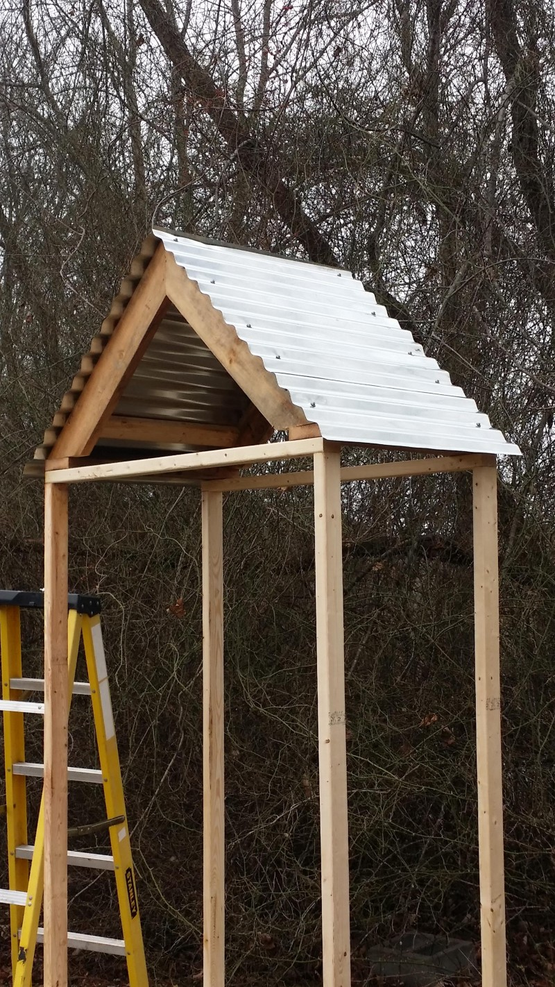 How to Build a Smokehouse for $20 in Only 11 Steps Free Standing Wooden Smokehouse Plans on ugly drum smoker plans, free wooden lighthouse plans, free smoker plans,