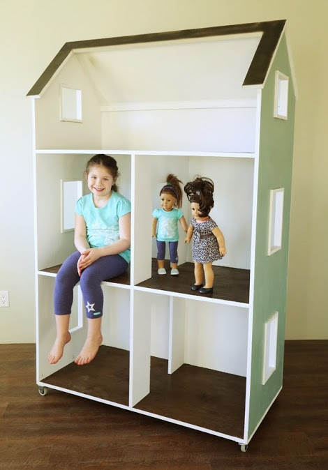 47 Entertaining Diy Dollhouse Projects Your Children Will Love