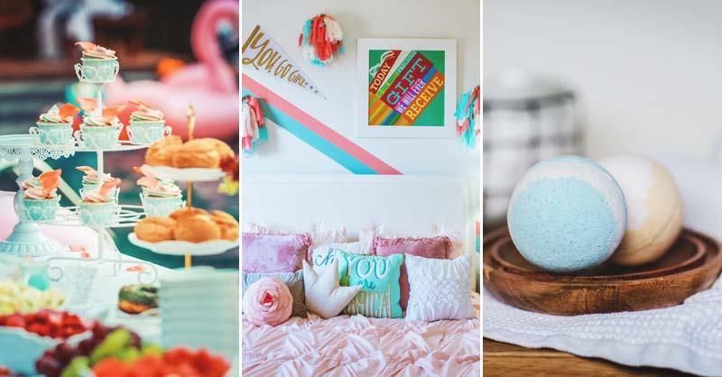 Sleep Teen Party Ideas 108