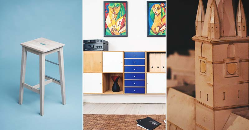 26 Diy Cardboard Furniture Ideas That Are Surprisingly