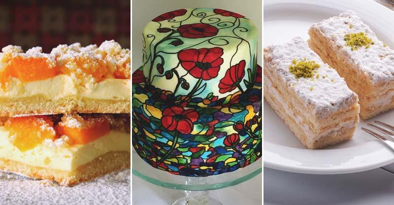 Blue Ribbon Winning Cake Recipes