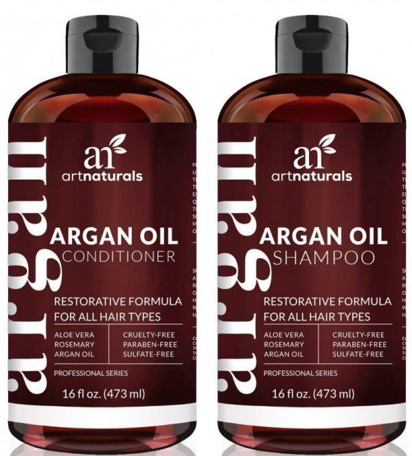 Art Naturals Moroccan Argan Oil Shampoo
