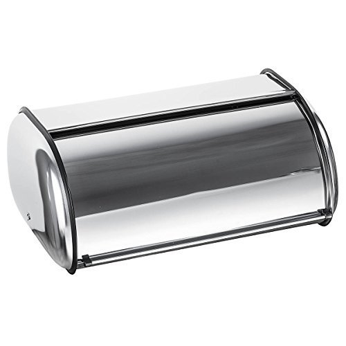 Home-it Stainless Steel Breadbox