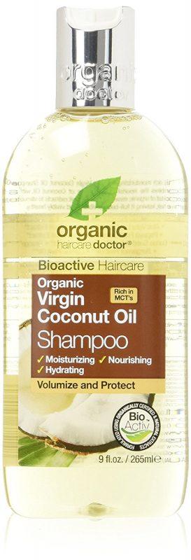 Organic Doctor Organic Virgin Coconut Oil Shampoo