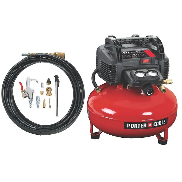 Porter-Cable Pancake Air Compressor