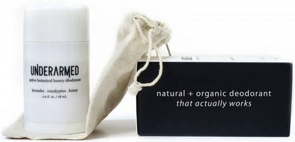 Super Natural Food UnderArmed Super Natural Deodorant Stick