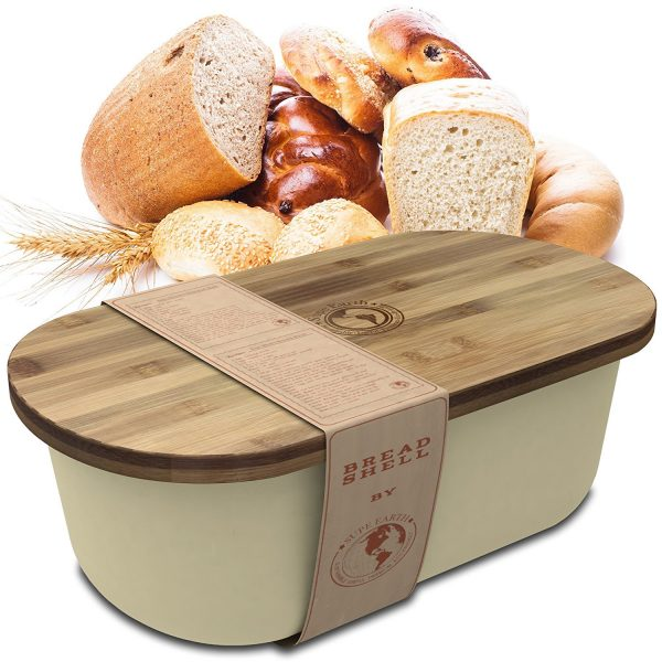 SuperEarth Breadbox Storage Basket | Container Bin