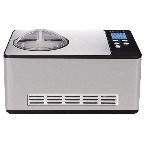 Whynter ICM-200LS Fully-automatic 2.1-Quart Ice Cream Maker