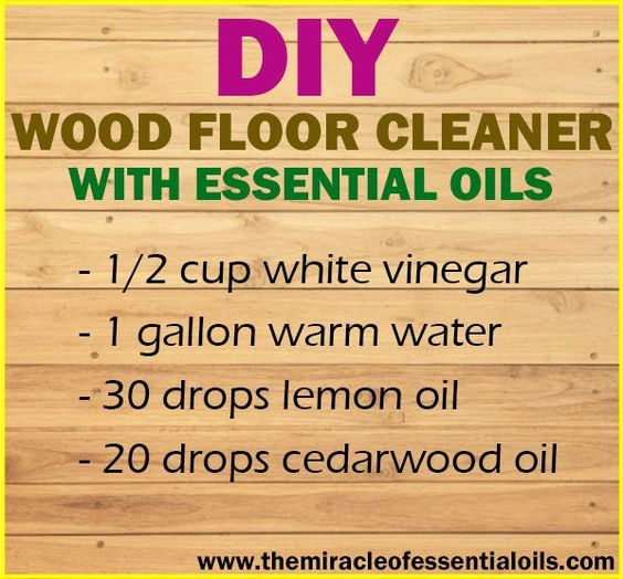 22 Frugal DIY Homemade Floor Cleaners To Make Your Home Sparkle