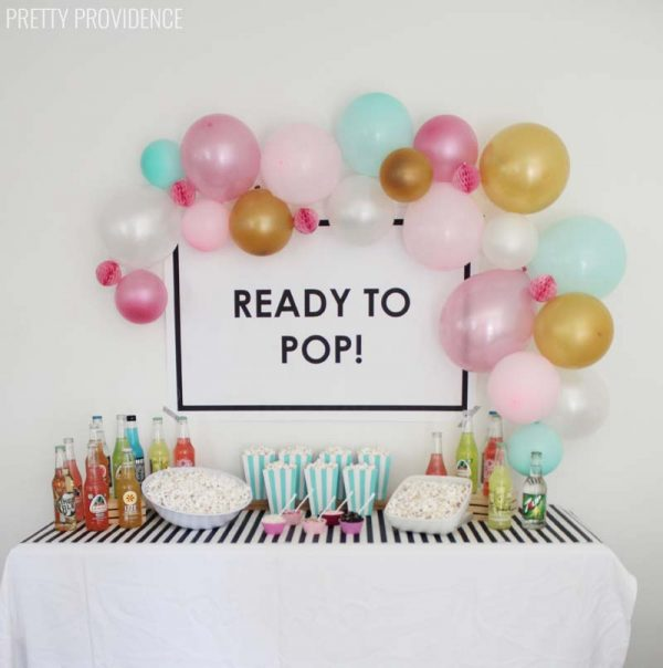 21 Diy Baby Shower Decorations To Surprise And Spoil Any New Mom To Be,How To Build A New House In Minecraft
