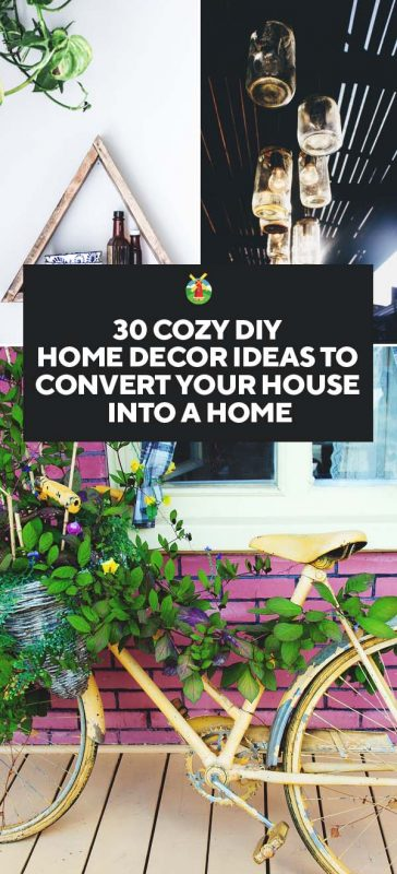 cozy diy home decor ideas