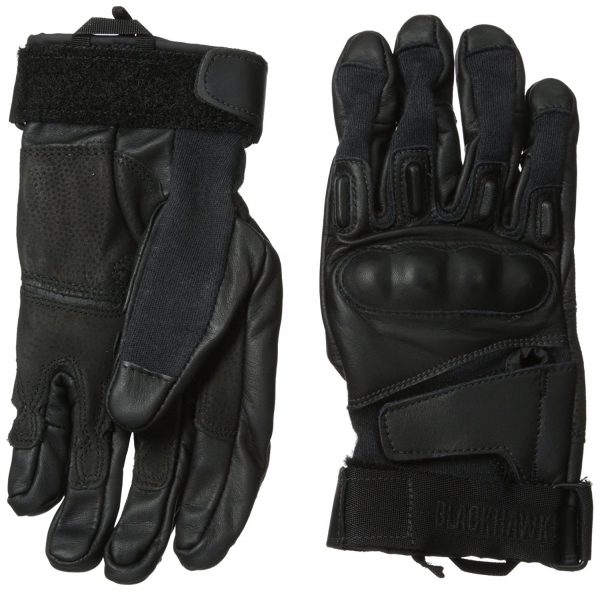 BLACKHAWK Mens S.O.L.A.G. Heavy Duty with Kevlar Tactical Gloves