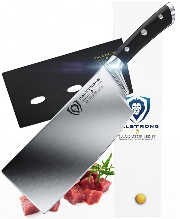 DALSTRONG 7-inch Gladiator Series Cleaver