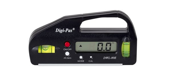 DigiPas DWL80E Pocket Size Digital Level