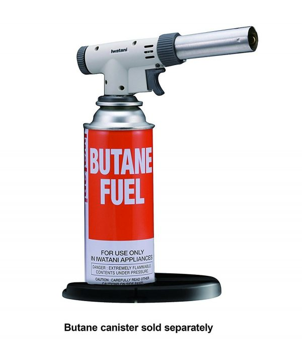 Iwatani PRO2 Culinary Butane Kitchen Torch
