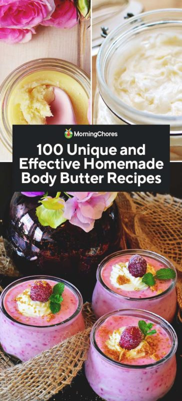 homemade body butter recipes