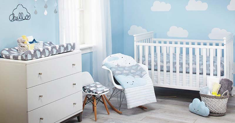 Creative Baby Boy Nursery Ideas