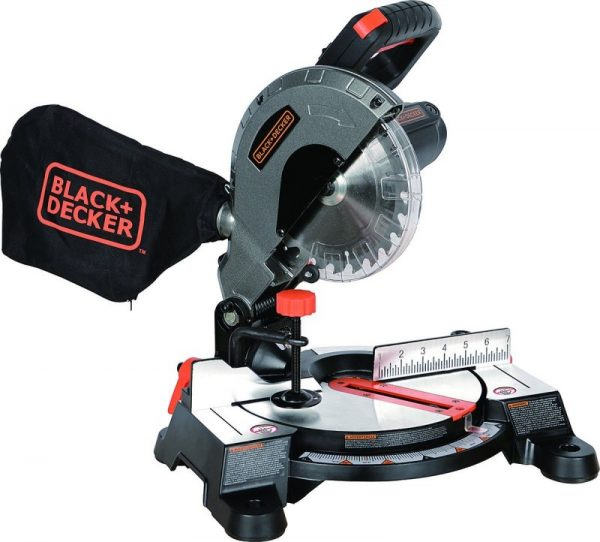 Black+Decker M1850BD 7-1/4-inch Compound Miter Saw