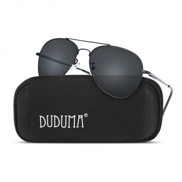 Duduma Aviator Mens Womens Mirrored Sunglasses Shades